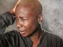 Black woman crying opinion you