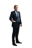 Young and successful businessman Royalty Free Stock Photo