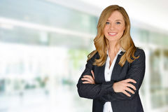 Young successful woman Stock Photo