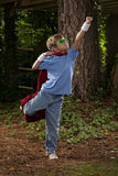 Young Super Hero Royalty Free Stock Photos