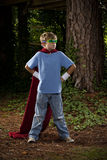 Young Super Hero Stock Images