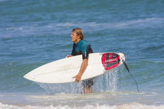 Young Surf Man Stock Image