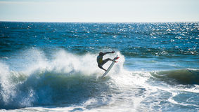 Young surfer Stock Photo