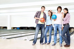 Young team Royalty Free Stock Images