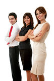 Young team of business people Royalty Free Stock Photography