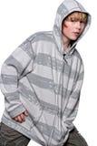 Young teenage boy Stock Photography