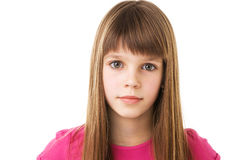 Young teenage girl Royalty Free Stock Photos