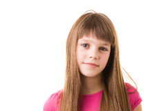 Young teenage girl Royalty Free Stock Photo