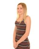 Young teenage girl posing Stock Photo