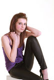 Young teenager Royalty Free Stock Images