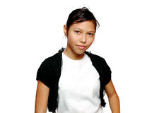 Young teenager Royalty Free Stock Image