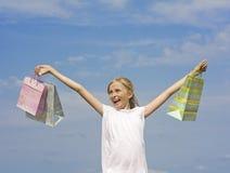 Young teenager girl Stock Photos