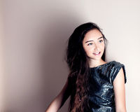 Young teenager girl Royalty Free Stock Photos