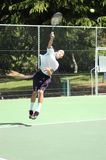 Young Tennis Player Stock Images