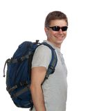 Young tourist Stock Photography