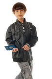 Young Traveller Stock Photography