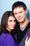 Young turkish couple Royalty Free Stock Images