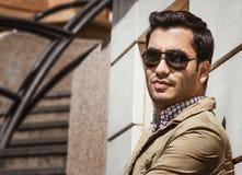 Young turkish man royalty free stock photos