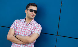 Young turkish man Royalty Free Stock Image