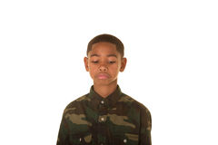 Young tween Royalty Free Stock Image