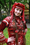 The young Ukrainian girl Stock Photos