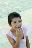 Young Uzbek Girl Royalty Free Stock Photo