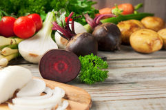 Free Young Vegetables Stock Photo - 54963930