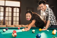 Young Vietnamese couple Stock Photography