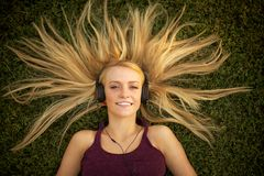 Free Young Wild And Free Stock Photography - 33532822