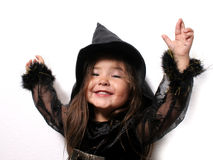 Young Witch Stock Images