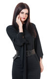 Young witch Stock Photography
