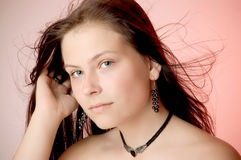 Young woman Royalty Free Stock Photo