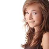 Young woman. Royalty Free Stock Photo