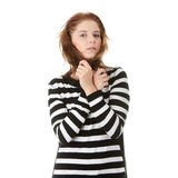 Young woman Stock Images