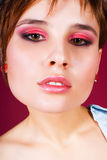 Young woman. A beauty shot of a young woman Royalty Free Stock Images