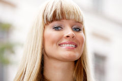 Young Woman Royalty Free Stock Photography