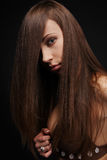 Young woman. Royalty Free Stock Photos