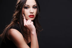 Young woman. Royalty Free Stock Images