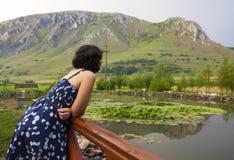 Piatra Secuiului, Szekelyko mountain Royalty Free Stock Photo
