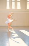 Young woman Ballet Stock Image