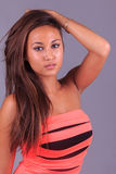 Young woman beautiful Royalty Free Stock Photo