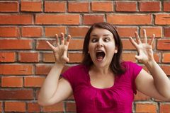 Young woman Stock Image