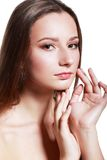 Young woman beauty Royalty Free Stock Photography