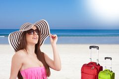 Travel and vacations Royalty Free Stock Photo