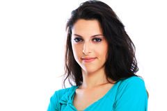 Young woman close up Royalty Free Stock Photography