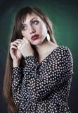 The young woman. Stock Photos