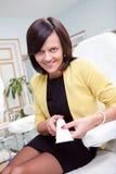 Cosmetic studio Royalty Free Stock Image