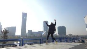 Young Girl Dancing Rap, Break  4K  Stock Footage - Video of boys