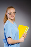 Young woman doctor Stock Photography