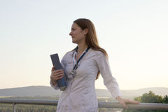 Young Woman Doctor Royalty Free Stock Photo